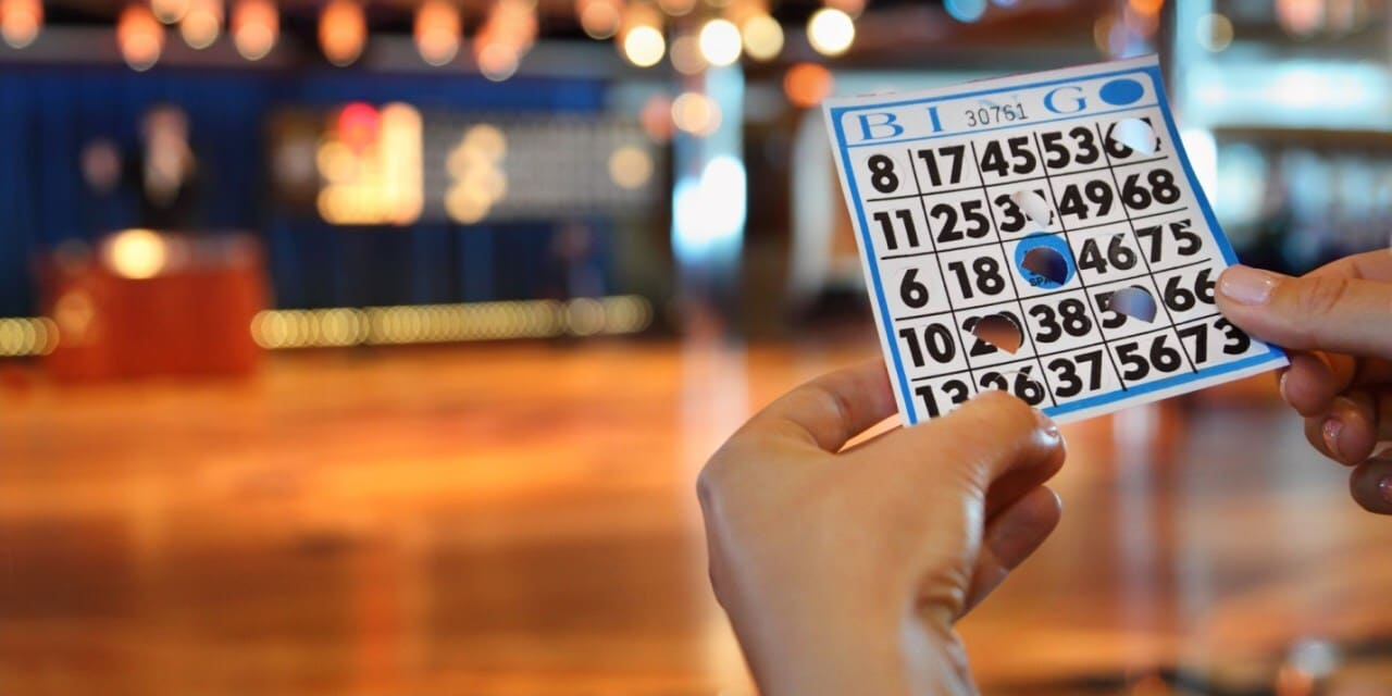 Casino bingo regler